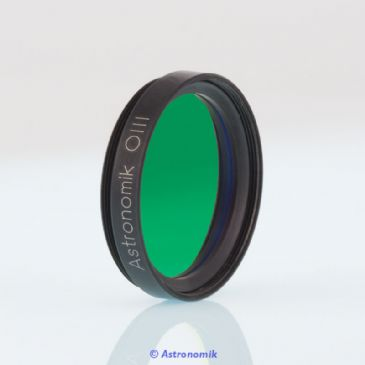 Astronomik OIII 12nm CCD Filter 1.25in